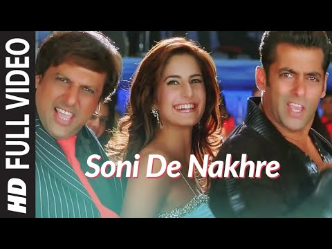 Soni De Nakhre Sone lagde Full HD Video Song | Partner | Govinda, Salman Khan