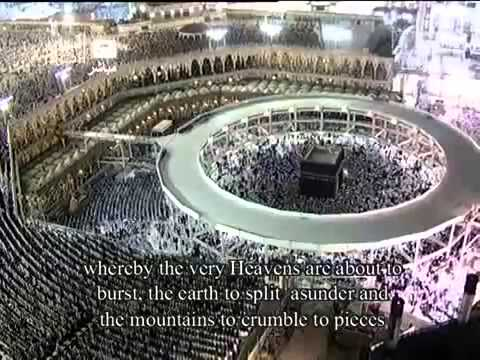 New Imam Of Makkah - First Salah - Sheikh Bandar Balila!!! video