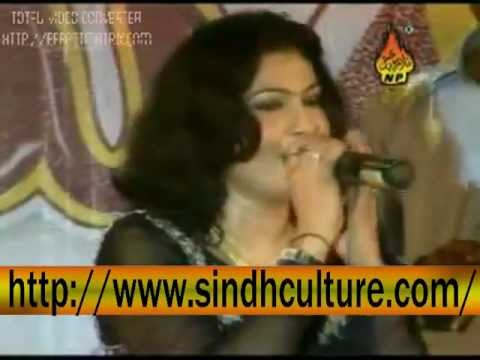 Kathe Sukkar Kathe Dadu-sindhi Romantic Song video