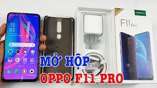 Mở hộp đánh giá OPPO F11 Pro NÂNG CẤP QUÁ NHIỀU !
