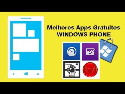 Melhores aplicativos para Windows Phone #1