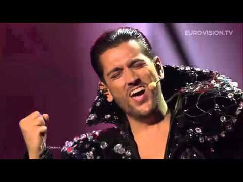 Eurovision 2013 Cezar It's My Life Romania - LIVE - Semi-Final 2