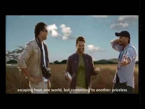 MasterCard Mumbai Indians TVC - Sachin Tendulkar, Harbhajan Singh, Zaheer Khan