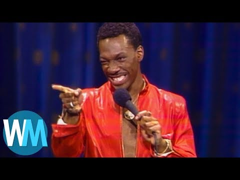 Top 10 Stand-Up Comedy Specials of All Time