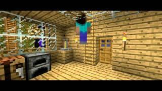Minecraft: Herobrine Attacks
