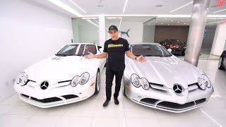 The Real Reason Why I Own 5 Mercedes-Benz SLR McLaren!!