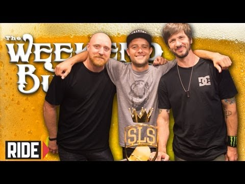 Chris Cole, Ryan Bobier & Chad Foreman: Street League &  Black Box! Weekend Buzz ep. 76 pt. 1
