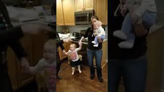 Baby shark song birthday celebration party