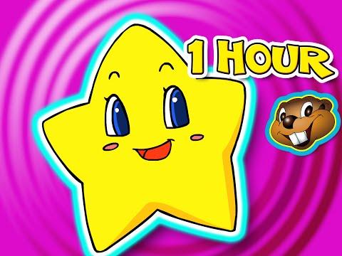 Twinkle Twinkle Little Star + Plus More Kids' Songs = 1 Hour Popular Nursery Rhymes Collection video