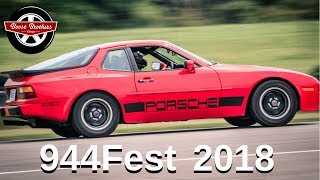 944Fest 2018 - Official Video (Porsche 944 Turbo, 911, GT2)
