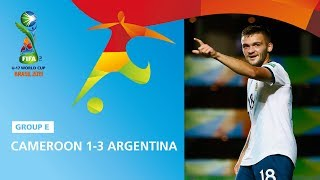 Cameroon v Argentina Highlights - FIFA U17 World Cup 2019 ™
