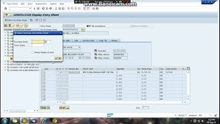 SAP SM || How to create SRN for service order