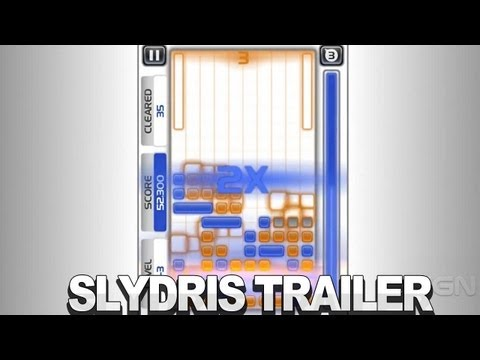 Slydris Debut Trailer