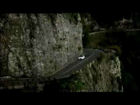 Audi A5 Cabriolet Driving Footage