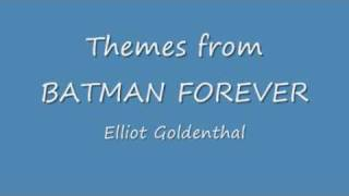 Themes From Batman Forever