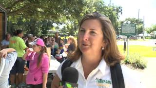 Orange County Update - Commissioner Thompson Back To School Drive