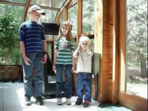 Patten Family iwalk 2010.wmv