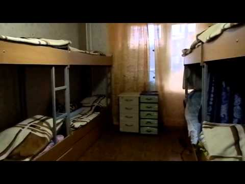 Экскурсия по хостелу Евросити, что находится по адресу: г. Киев, ул. Б. Гмыри, 9в