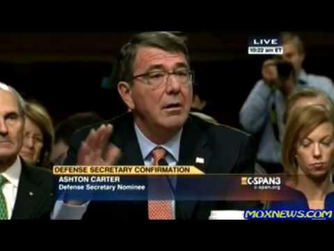 Confirmation Hearing For Secretary Of Defense Nominee Makes Clear The American Govt WANTS MORE WAR!