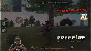 Free Fire Gameplayer