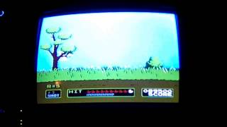 Testing out my Light Guns (Master System & NES)