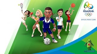 Rio 2016 Olympic Games (iOS / Android) Gameplay HD