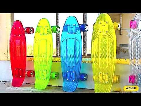 Пенни скейт, лонгборд, круизер: что выбрать? | Подробный видео обзор и FAQ