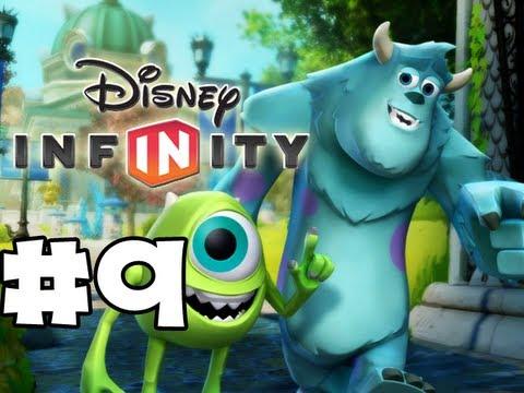 Game | Disney Infinity Gameplay Walkthrough Monsters U Playset Part 9 Monsters U Vault Opening HD | Disney Infinity Gameplay Walkthrough Monsters U Playset Part 9 Monsters U Vault Opening HD