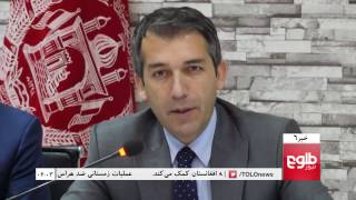TOLOnews 6pm News 03 January 2017