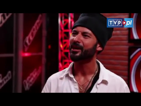 """The Voice Of Poland - Ares Chadzinikolau - """"You are the sunshine of my life"""