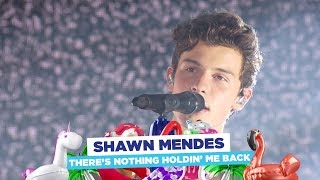Download Lagu Shawn Mendes - 'There's Nothing Holdin' Me Back' (live at Capital's Summertime Ball 2018) Gratis STAFABAND