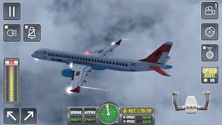 Flight Sim 2018 (Ovilex Software) #6 UNLOCK NEW AIRPLANE - Flight Game Android/iOS Gameplay FHD