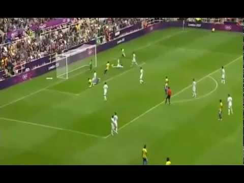 Brazil Vs. New Zealand 3-0 All Goals Highlights (London olympics 2012)