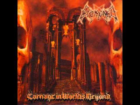 Enthroned - Graced By Evil Blood