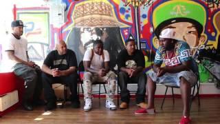 Dope Era Magazine Exclusive Interview With Double D, Niddle Banga & DaBaggman