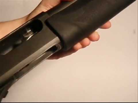 How to Unload a Pump Action Shotgun