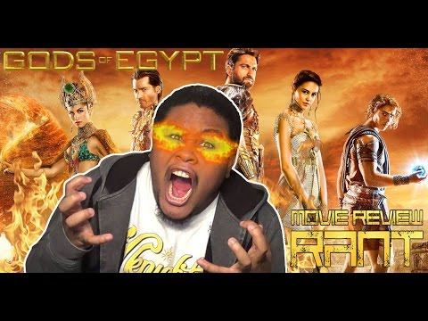 Gods of Egypt Movie Review/RANT