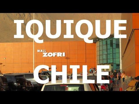 Zona Franca en Iquique, Chile (Mall Zofri)