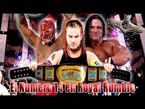 La maldición Del #14 En Royal Rumble Loquendo (sl3000) video