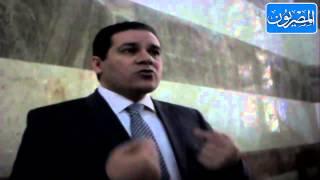 مظهر شاهين  الأزهر قال أن البنوك حلال ورسالتى للدولة أن تعيد الثقة للمواطنين