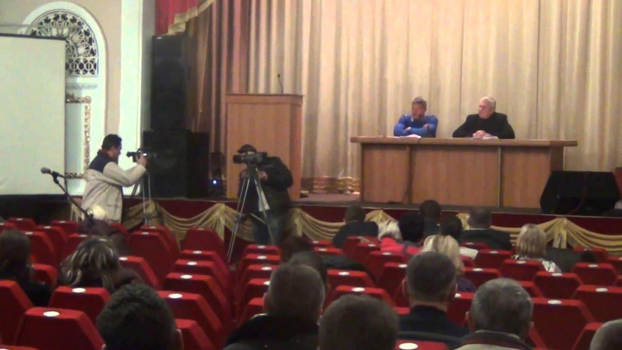 Профспілки Калуша відправлять на Майдан 250 осіб. Позачергова сесія міської ради