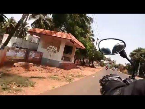 Konni - Achankovil - Courtallam   Bike Riding