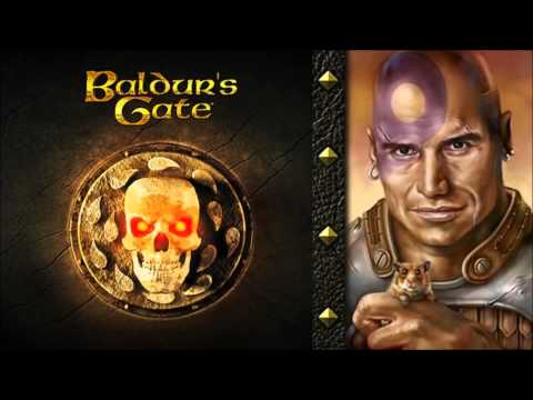 Misc Computer Games - Baldurs Gate - City Gates