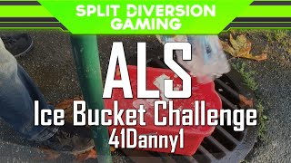 ALS Ice Bucket Challenge 41Danny1 Nominated!