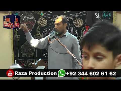 Majlis | 16 Safar 2018 | Machiana Gujrat ( www.GujratAzadari.com)