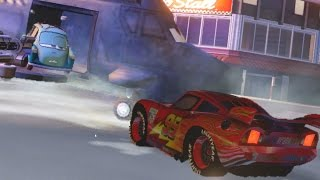 Disney Pixars - ★ Cars 2 ★ - 1080P - crashes and silly stuff #35 - Gameplay