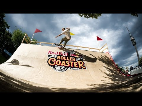 Red Bull Roller Coaster 2018 — National Qualifier
