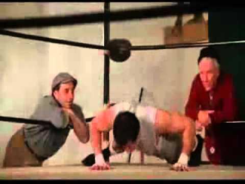 Rocky, John G. Avildsen And Sylvester Stallone (1976)