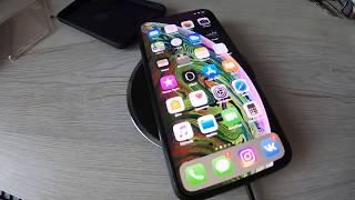 Мой обзор на iPhone XS Max 256. Спустя месяц после покупки. 17.08.2019