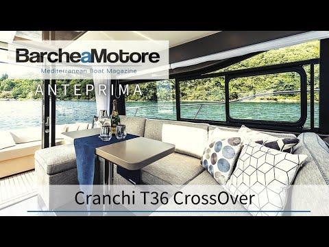 Cranchi 36 Crossover